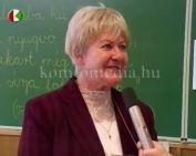 56-os megemlékezés a Szilvási Általános Iskolában