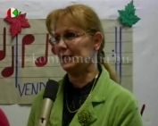 Mecsekszíve Idősek Otthona zenés délutánja (Várnagyné Dallos Ilona, Viola Lajosné, Szebény