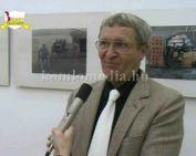 Téglagyári Rapszódia kiállítás (Árgyelán György)