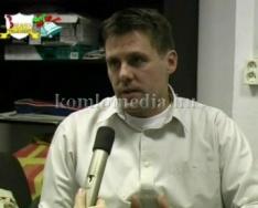 Kortárssegítő képzés Komlón (Bajor Ferenc, Hideg Judit, Böröcz Dániel, Böröcz Tamás)