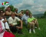 Városunkba látogatott Kovács Sándor (Ábel János, Kovács Sándor)
