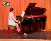 Király Csaba hangversenye a Komlói Színházban