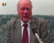 Magyaregregy régmúltját megörökítő kiadvány bemutatása (Páll Lajos)