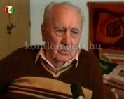 80 éves Morber János, volt Tanácselnök