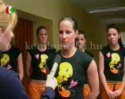 Kangoo Jumps nap az olimpia jegyében (Nagy Ildikó, Barbarics Adrienn, Csák Magdolna, Koszt