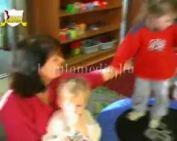 Látogatás a Baranya Megyei Gyermekvédelmi Központ Bölcsődéjében (Thománé Mattburger Adrien