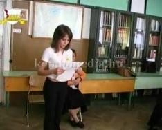 Szépkiejtési verseny a Szilvási Általános Iskolában (Dr. Hoppá Józsefné, Szieber Boglárka,