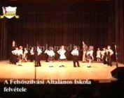 27 éves a Felsőszilvási Általános Iskola (Mukliné Kostyál Irén, Turócky Angéla)