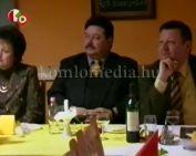 Az év embere díj átadása (Jencsik János, Bobaly János, Áman Mihály)