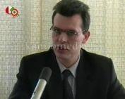 Állománygyűlés a rendőrségen (Dr. Váczi István)