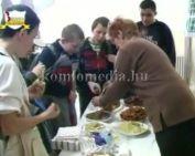 Egészségnap az Ifjúság Úti Általános Iskolában (Meszaricsné Szekeres Katalin)