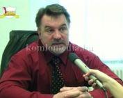 A Komlói Fűtőerőmű fóruma (Vida János)