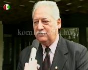 A Magyar Köztársaság Főügyésze Komlón (Dr. Kovács Tamás)