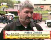 Katasztrófavédelmi verseny diákoknak (Fülöp Z., Kispál J., Illésné P. É.)