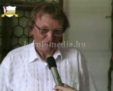 Jegenyés János üvegtervező mesterre emlékezünk