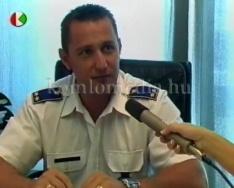 A rendőrség percei (Horváth Attila)