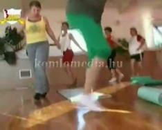 Sportlehetőségek 50 év felettieknek (Varga Zs., Csonka M., Simó Berta L., Vámos Á.)