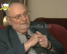 Hernádi Tiborral 1956-ra emlékeztünk