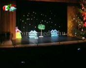 Karácsonyi előadás a Kenderföldi Általános Iskola jóvoltából - közvetítés a színházból