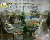 A Komlói Légúti Betegek Egyesület karácsonyi műsorából