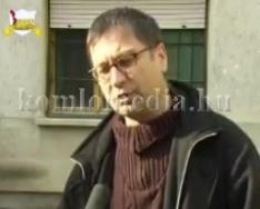 Felújítják a katolikus plébániát Komlón (Mátyás Imre)