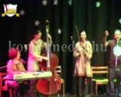 A Golestan zenekar koncertje a színház - és hangversenyteremben (Dr. Khonji Nowrasteh Godr