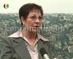 Búcsúzott a magyarszéki pedagógus (Rudl Jánosné)