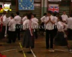Nemzetiségi nap a gimnáziumban