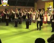 Koszorúcska a szászvári iskolában