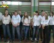 Daléneklési verseny a gimnáziumban