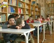 Egészségnap a Kenderföldi iskolában