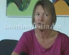A betegjogi képviselő (dr. Szendy Erzsébet)