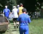 Szenior Tájfutó Világbajnokság Komló (Polics József, Kupás Tamás Levente, Kiss Endre, Vony