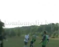 A komlói focicsapat helyzetéről (Kalmár Bence)