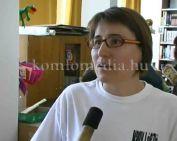 Óvodások látogatták a Nagy László Gimnázium könyvtárát (Vass Marianna)