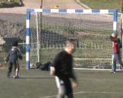 Családi foci a KBSK műfüves pályán (Schuszter Roland)