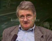 A Komlói Nyugdíjas Bányász Szakszervezet éves beszámolója (Kőszegi Ernő)
