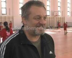 Leány kézilabda döntő a Gagarin Általános Iskolában