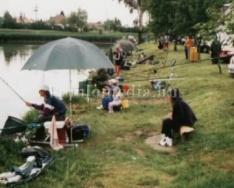 Baranya megyei horgászbajnok Komlóról ( Gyurkó Gábor)