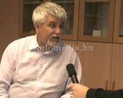 A 2012-es költségvetésről beszélünk a polgármesterrel (Polics József)