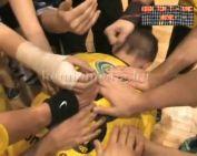 Komlói - Vác ifi kézilabda mérkőzés (2012.03.24)