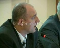 Komló Város Testületi - ülése 2012. március 29.