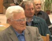 A Közéleti Klub vendége volt Dr. Balázs Géza nyelvészprofesszor (Dr. Balázs Géza)