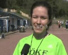 Négy évszak futás a DÖKE szervezésében (Balogh Bettina)