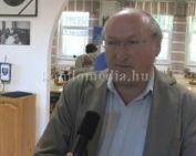 A Közéleti Klub vendége volt dr. Horváth Csaba politológus
