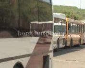Komló - Budapest autóbusszal