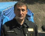 Katasztrófavédelmi Nemzeti Minősítő gyakorlat (Pozsár Sándor, Dr. Góra Zoltán, Dr. Horváth