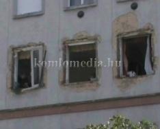 Gázrobbanás a Petőfi téren (Polics József)