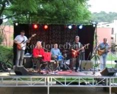 PMD Blues Band - bemutatkozó műsor (Fekete Kálmán)