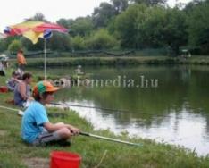 Újabb horgász sikerek (Gyurkó Gábor)